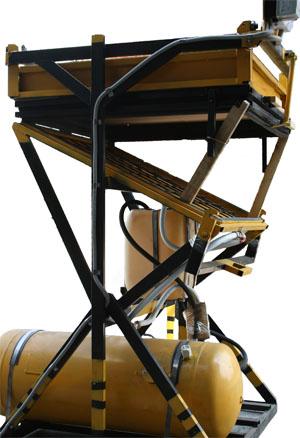 Вакуумно-формовочная машина