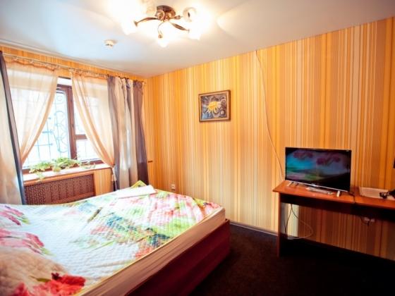Отель Барнаула для размещения с ребенком
