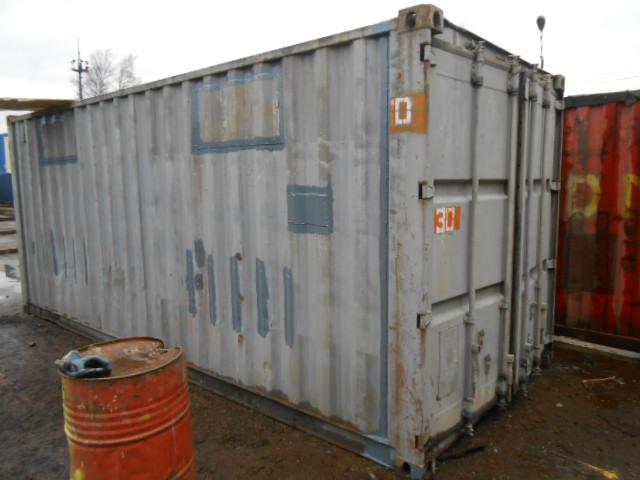 Куплю морские контейнеры бу 20 и 40 футов на выгодных условиях